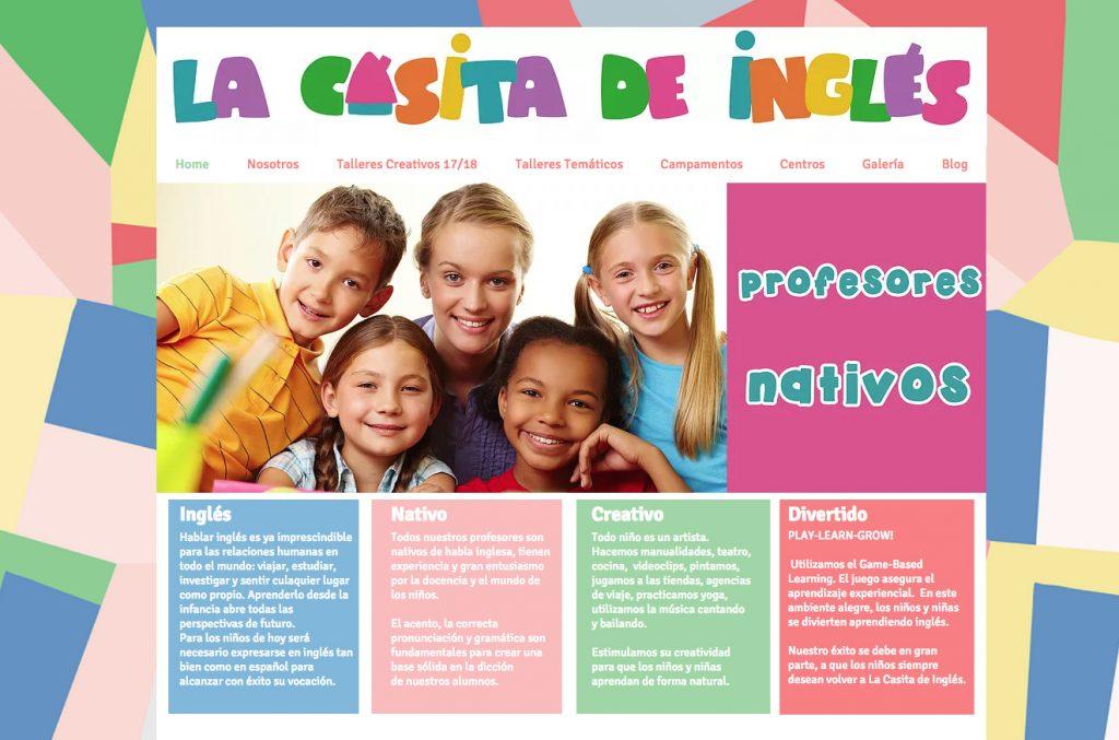 Academia para niños La casita inglés.