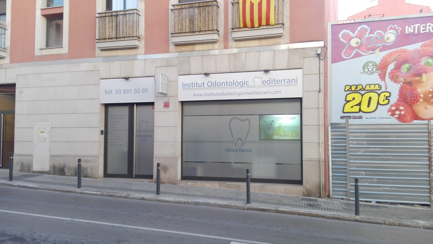 Instituto Odontgológico Mediterraneo