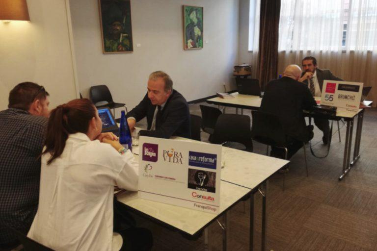 Consulta Franquias - Franquishop 2019